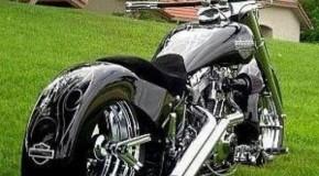 Custom Harley Chopper   Best Motorcycles