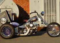 Zane's Custom Trike | Choppers