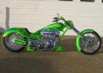 Covington Customs Chopper | Motorbike