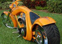 Big Orange | Motorbike