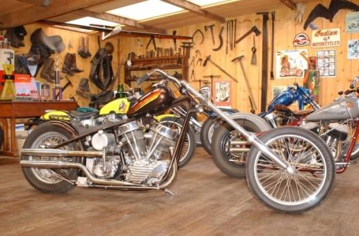 Chopper Garage   Motorcycles