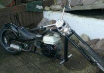 Stingray Chopper | Motorbike