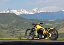 Motorcycle Mountain High | Choppers