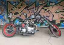 1974 Hardtail Custom Chopper