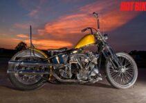 1969 Harley Generator Shovelhead Chopper | Harley Chopper