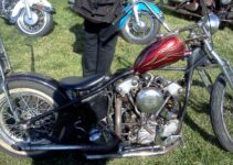 1946 Knucklehead | Motorcycle