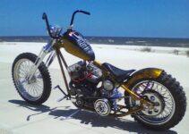 Beach Sled | Motorbike