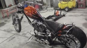 Dewayne's 2004 Custom Chopper | Motorcycle