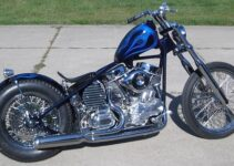 Doug's Latest Project | Custom Built Chopper Motorcycle