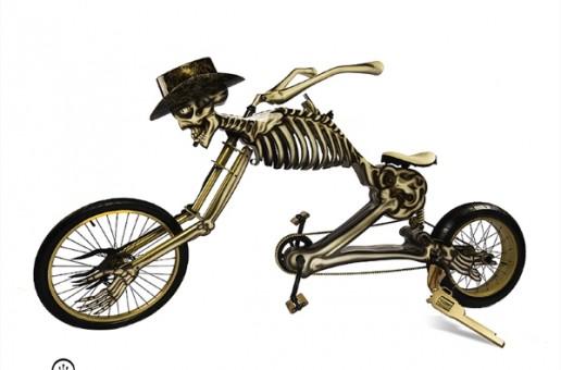 Bones Rider   Eccentric Cycles