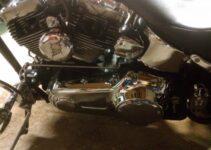 09 Thunder Mountain Keystone Chopper Motorcycle