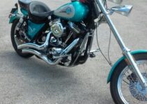 1990 FXRS Custom Chopper