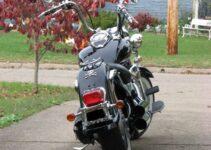 WV Metric   Chopper Motorcycle
