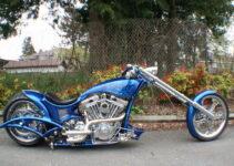 Suicidal Cycles | Custom Built Chopper