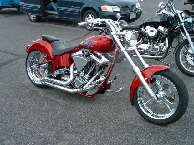 Affording A Chopper Motorcycle