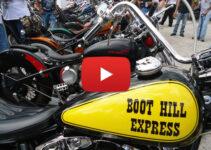 Daytona 2013 Willies Old School Chopper Show