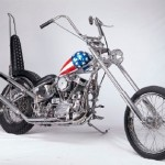 Captain American Chopper Video