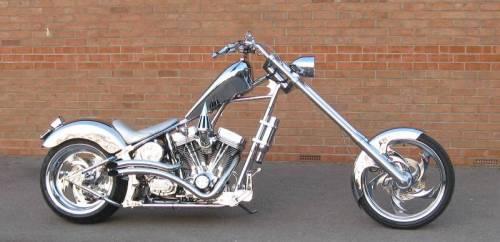 Chrome Chopper