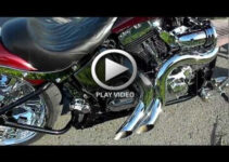 Frankie Serrano 3D Sinful Exhaust Video