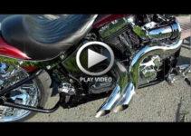 Frankie Serrano 3D Sinful Exhaust Video