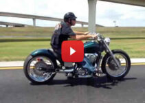 Honda Shadow Spirit Chopper