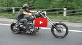 Rodeo Motorcycle 330 Review