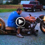 Ratbike Shooting Mega Flames