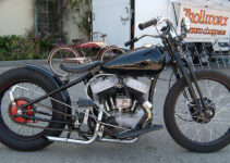 Old School Custom Bobber