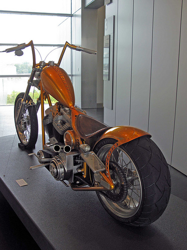 orange chopper
