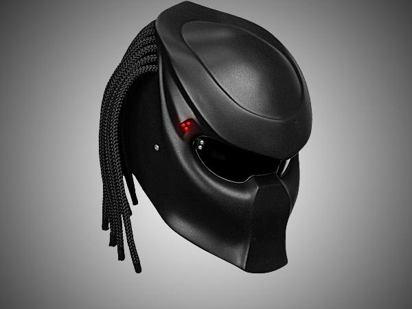 Crazy Motorcycle Helmets