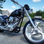 2004 Big Dog Mastiff Chopper Motorcycle