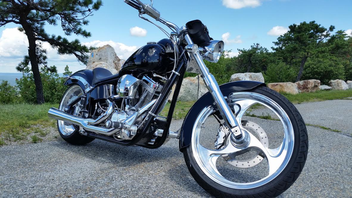 2004 Big Dog Mastiff Chopper Motorcycle