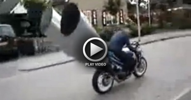 World's Biggest Motorcycle Exhaust
